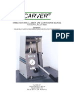 Carver Pellet Press Manual