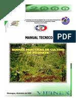 BPC en Pitahaya OIRSA
