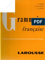 117767657 Langue Francaise Grammaire Francaise Complete