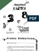 FICHAS DIDÁCTICAS MATEMÁTICA