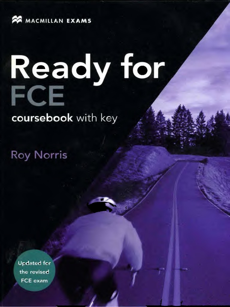 Download Ready for CAE Workbook with key. 4 Roy Norris