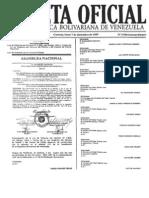 Ley de Policía Nacional en Venezuela