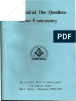 One Hundred One Questions About Freemasonry.pdf