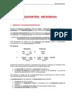 ESTEQUIOMETRIA  MICROBIANA (1)