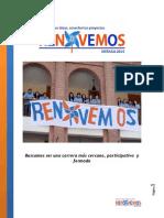 Programa Oficial RENOVEMOS 2014