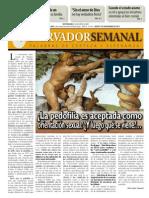 Observador Semanal del 07/11/2013