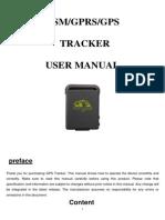 Manual Tecnico (Tramas) Tk102-2