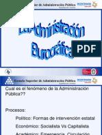 La administración burocratica.ppt