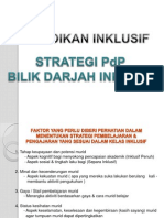 Strategi PdP Pend. Inklusif 2013-1