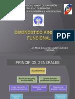 Diagnostico Kinesico Funcional