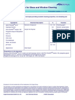 Surface Wet Wipe - Glass Cleaner (incl. Dehypound W 07, Polyquart Ampho 149).pdf