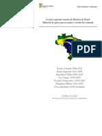 Livreto esquema-resumo História do Brasil v1