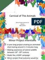 Minor Project Interim Crit