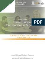 Mineria Form y Eval Proy (Antioquia)