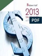 Robert Half 2013 Guia Salarial Brasil