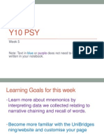 2103 year 10 psychology week 5