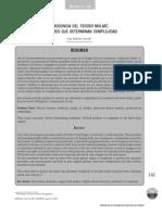 Exodoncia de 3er Molar Factores de Dificultad