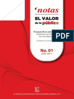 Baena Paz, Guillermina - Prospectiva Estratégica