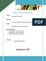 ENCOFRADOS DESLIZANTES-INFORME