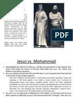 Jesus Versus Muhammad