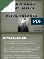 Escuelas Decroly y Cleparede