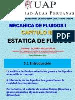 3. ESTATICA FLUIDOS
