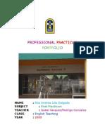 Professional Practise Portfolio