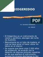 El Didgeridoo
