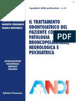 Il trattamento odontoiatrico del paziente con patologia broncopolmonare, neurologica e psichiatrica-ANDI.pdf