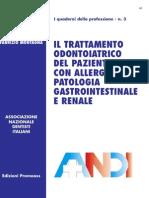 IL TRATTAMENTOODONTOIATRICODEL PAZIENTECON ALLERGIA,PATOLOGIAGASTROINTESTINALEE RENALE-ANDI.pdf