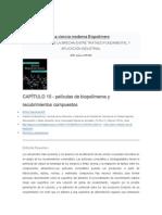 CAPÍTULO 10 - películas de biopolímeros y recubrimientos compuestos