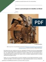 Neodesenvolvimentismo e precarização do trabalho no Brasil – Parte I _ Blog da Boitempo