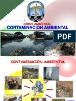 Clase N° 4, Crisis Ambiental Contaminacion, industria