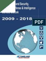14686197 Global Homeland Security Homeland Defense Intelligence Markets Outlook 20092018