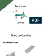 Traslados - Camillas