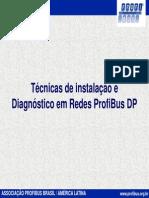 RP Tecnicas de Instalacao e Diagnostico Em Redes ProfiBus DP