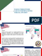 Estados Unidos Puede Duplicar Sus Exportaciones