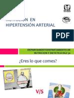 Presentacion de Alimentacion e Hipertension =)