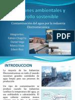 Contaminacion Del Agua Electromecanica Final Final