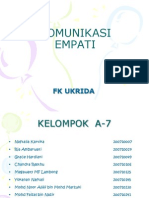 PPT komunikasi