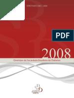 2008 - Diretrizes Sociedade Brasileira de Diabetes