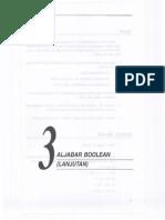 Bab3 Aljabar Boolean(Lanjutan)