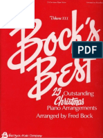 eBook - Christmas - Bock's Best 25 Outstanding Christmas Piano Arrangements Vol 3.pdf