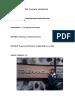 Museo Memoria y Tolerancia (Metodos)