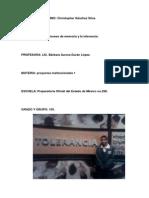 Museo Memoria y Tolerancia (Proyectos)