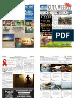 "Kuta Weekly-Edition 361 ""Bali's Premier Weekly Newspaper"""