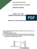 05 Ejercicios Ecuaciòn de Bernoulli