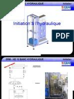 HD10 Initialisation a l Hydraulique