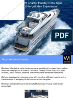 Luxury Yacht Charter Split
