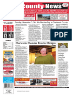 Charlevxoix County News - October 31, 2013